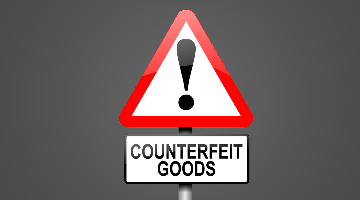 Protecting your business against counterfeit goods — The Small