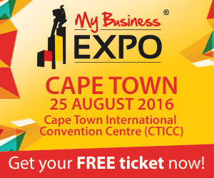 My Business Expo is coming to Cape Town