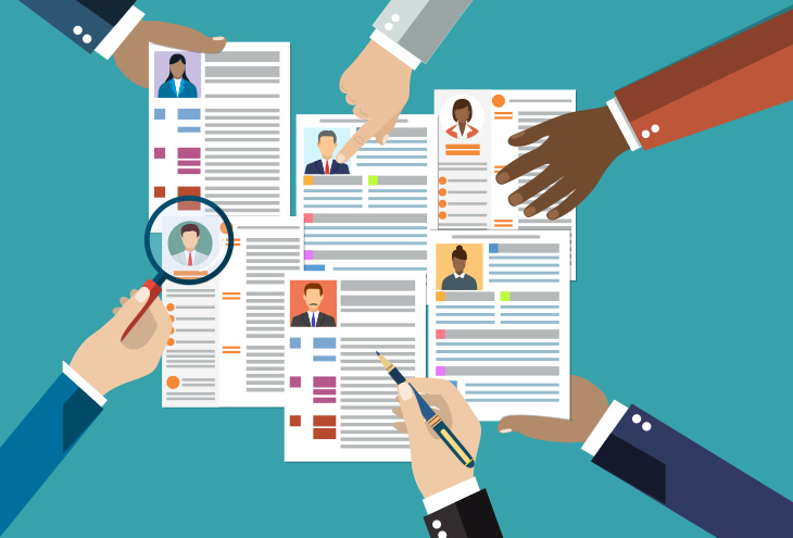 When does a job applicant become an employee?
