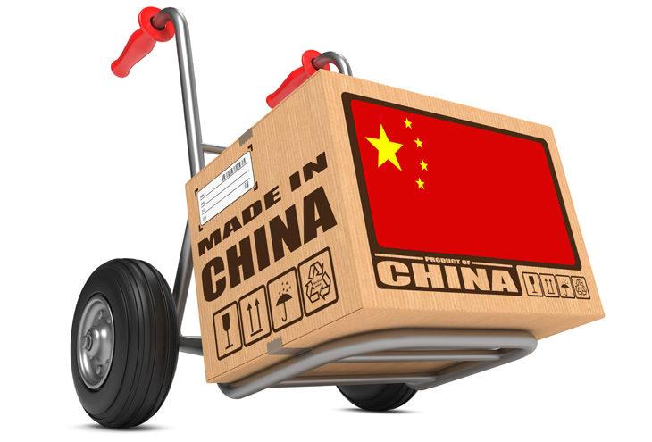 China - Before