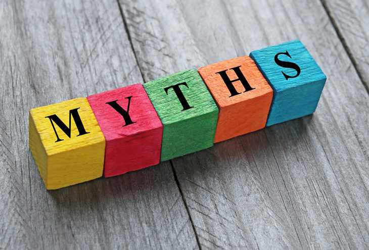 myths starting a small business