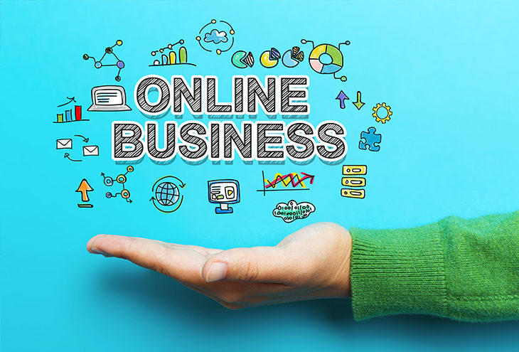 Starting an online business with no money — The Small Business Site