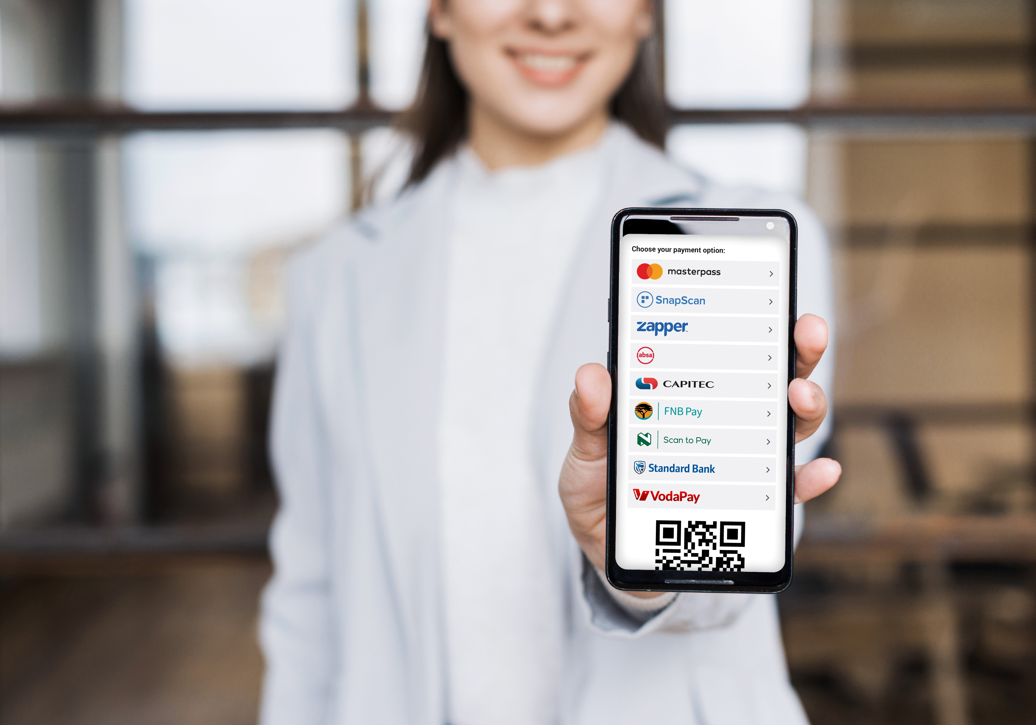 mastercard and netcash launch qr code billing service for