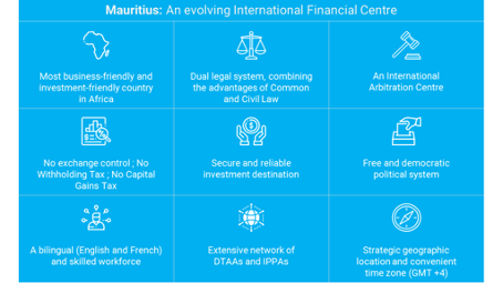 Best offshore jurisdiction - Mauritius, An evolving IFC
